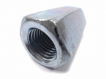 M10 x 30mm Studding Connector Zinc Plated Plated