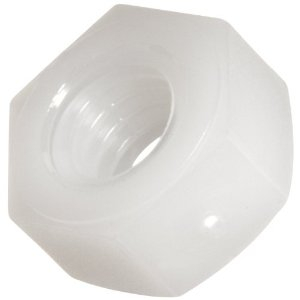 M6 Nylon Hex Full Nuts