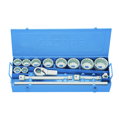 "1"" Drive Socket Sets"