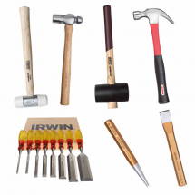 Hammers, Chisels & Punches
