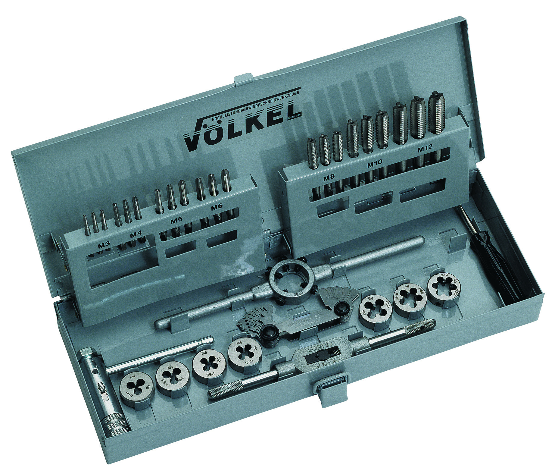 Metric Tap & Die Sets