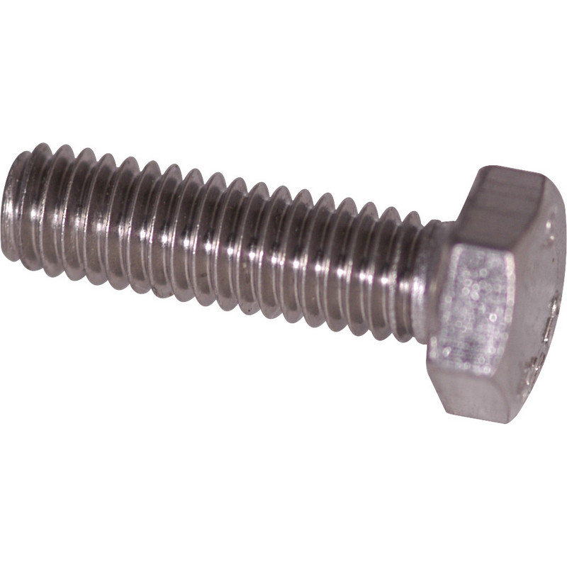 A4 Stainless Hex Set Screws