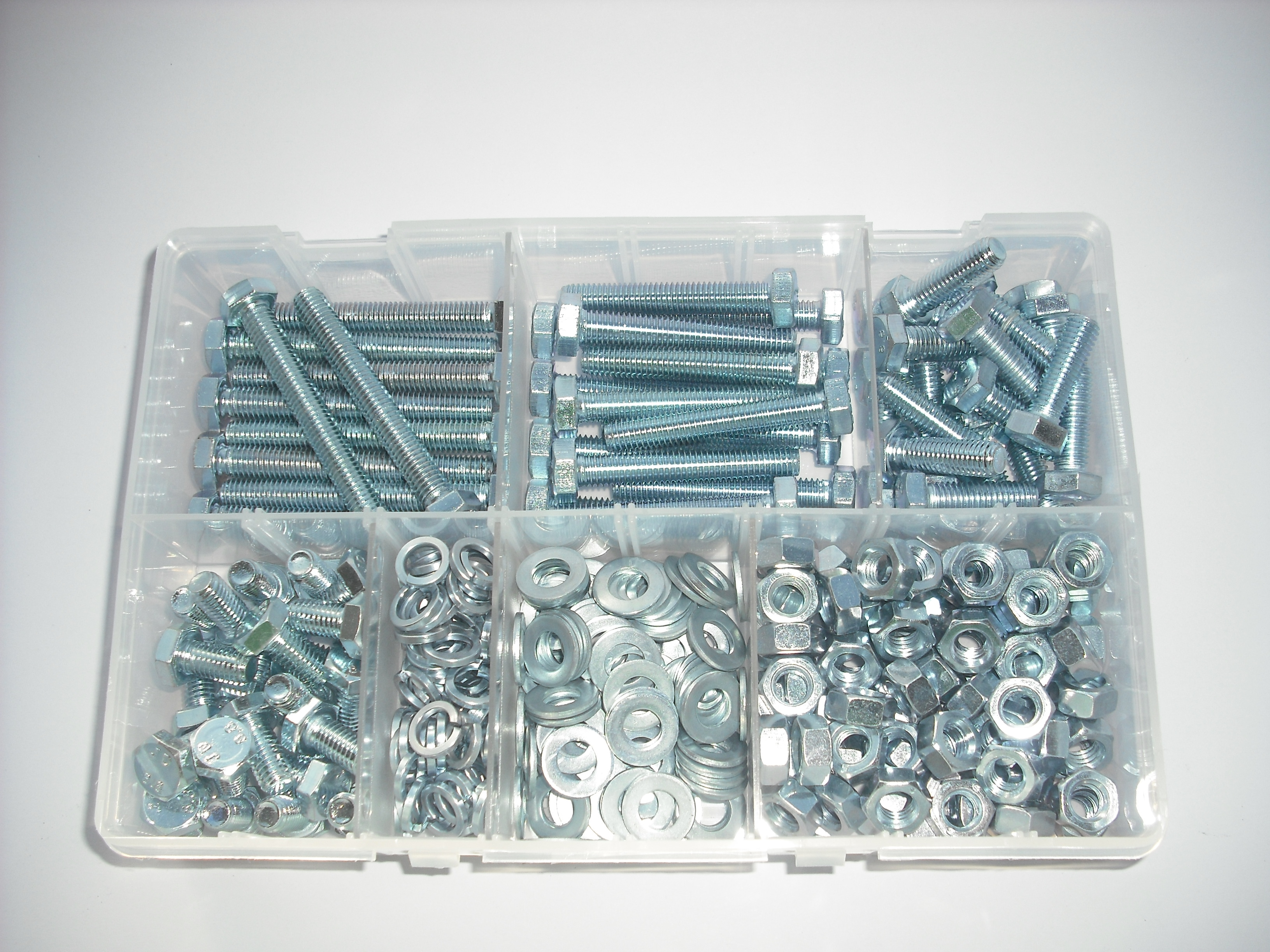 Assorted Hex Set Screw Kits