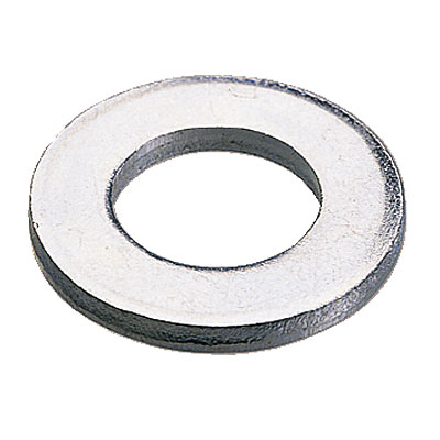 Zinc Plated Form A Washers