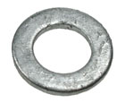 Galvanised Form A Washers
