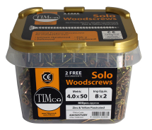 Single Thread Wood Screws