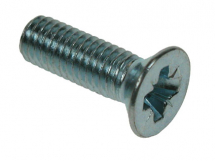 Pozi Countersunk Machine Screws