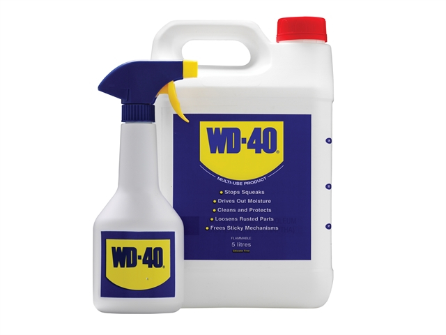 Lubricants, Cleaners & Maintenance