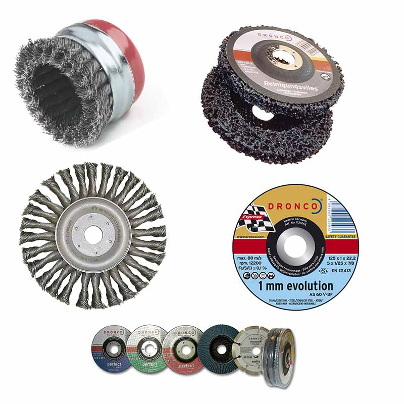 Abrasives, Cutting & Grinding