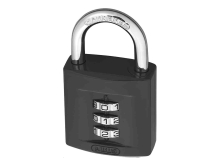Abus 158/40 40mm Combination Padlock (3-Digit) Die Cast Body