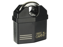Abus 37/60mm Granit Plus Close Shackle Padlock
