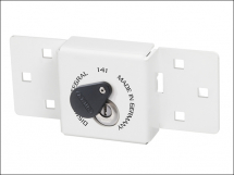Abus Integral Van Lock White 1 41/200 + 23/70 with 70mm Serie