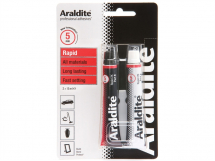 Araldite Rapid Epoxy 2 x 15ml Tubes