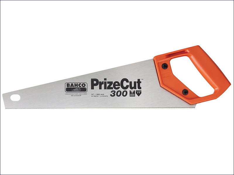 Bahco 300-14-F15/16-HP PrizeCut Toolbox Handsaw 350mm (14in)
