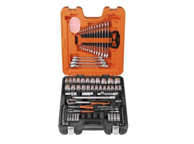 Bahco S87+7 Socket & Spanner Set of 94 Metric & AF 1/4 & 1/2
