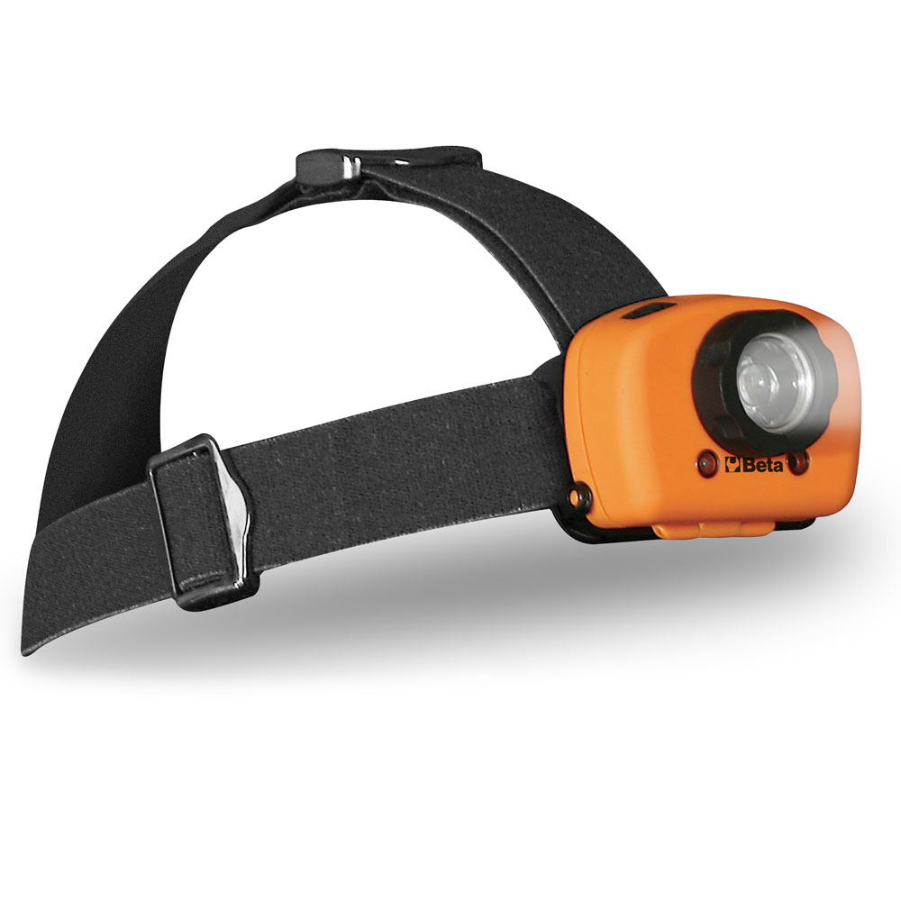 Beta 1836 LED Headtorch With On/Off Sensor