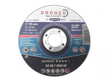 Dronco AS 60T 115mm x 1.0 Thin Cutting Disc