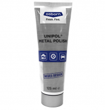 Osborn Unipol Superior Metal Polish 125ml Tube