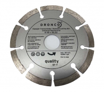 Dronco 115mm ST-7 Diamond Cutting Disc