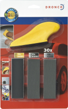 Dronco 6780201 Mini Car Sander Set