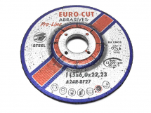 Eurocut Metal Grinding Disc 115mm x 6 x 22
