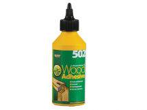 Everbuild 502 All Purpose Weatherproof Wood Adhesive 1 Litre