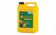 Everbuild 502 All Purpose Weatherproof Wood Adhesive 5 Litre