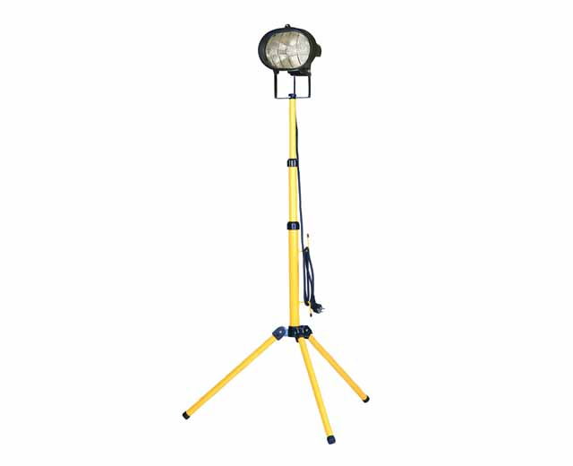 FaithFull Sitelight Single With Tripod 500 Watt 240 Volt