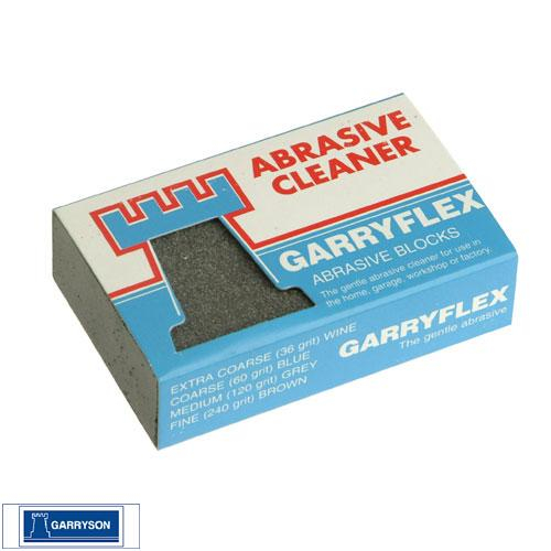 Garryflex Abrasive BLock Medium
