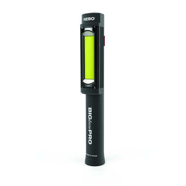 BIG Larry PRO Rechargeable LED Torch with Magnetic Base