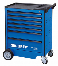 Gedore 2005-TS-147 Tool Trolley With Tool Set 147pce