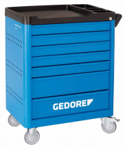 Gedore WSL-L-TS-380 Tool Trolley With Tool Set 308pce