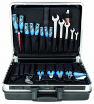 Gedore 1041-001 BASIC tool set in case 74 pcs