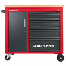 Gedore R20400006 Workshop Trolley Mechanic Plus