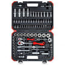 Gedore Red R46003094 Socket set 1/4inch & 1/2inch 94pcs
