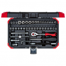 Gedore R49003046 Socket set size 4-14mm 46pcs