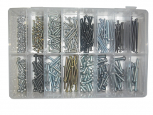 Assorted Kit Of BA Machine Screws 6BA, 4BA, 2BA