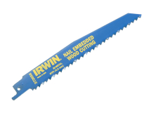 Irwin Sabre Saw Blade 956R 225mm Nail Embeded Wood