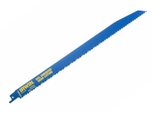 Irwin Sabre Saw Blade 156R 300mm Nail Embeded Wood