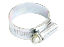 Jubilee 6X Zinc Plated Protected Hose Clip 120 - 150mm (4.3/4 - 5.7