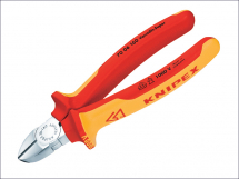 Knipex Diagonal Cutting Pliers VDE Certified Grip 160mm