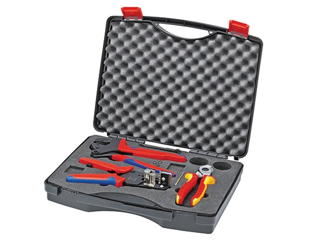 Knipex Photovoltaic Tool Case