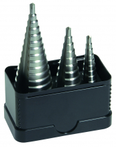 Lyndon Step Drill 3 Piece Set