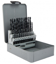 Lyndon HSS Drill SET DIN 338 1mm-6mm