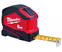 Milwaukee 8M/26ft Autolock Tape Measure