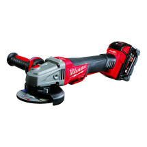 Milwaukee M18 CAG115XPDB-502X 115mm Angle Grinder