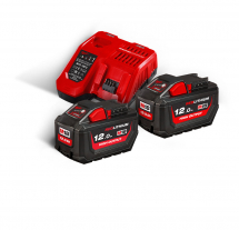 Milwaukee M18 HNRG-122 Battery Twin Pack 18V 12.0Ah
