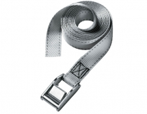 MasterLock Lashing Strap with Metal Buckle 5m 150kg 2 Piece