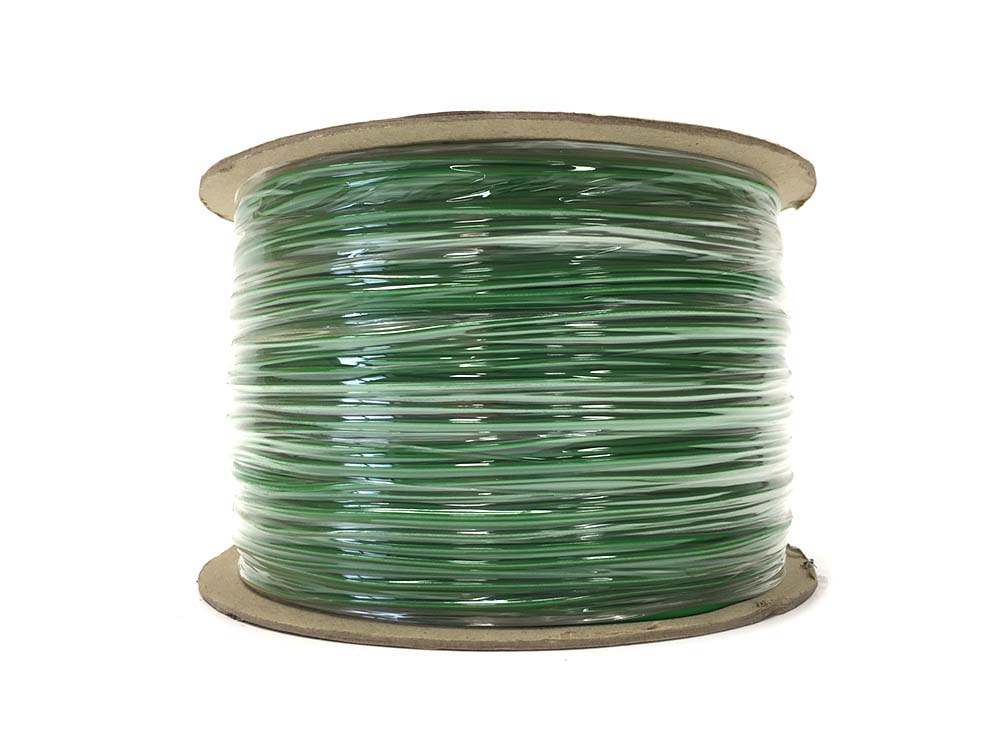 Automotive Wire 16/0.2 500Mtrs Green Thin Wall