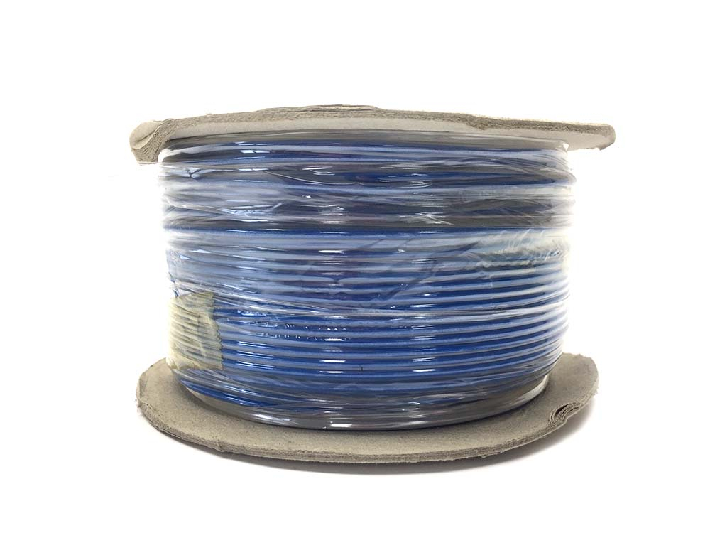 Automotive Wire 21/.03 100Mtrs Blue Thin Wall